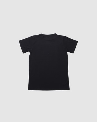Conscious Swim - Montage Tee Unisex T-Shirts & Singlets (Black)