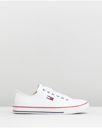 Tommy Hilfiger - Leather City Sneakers
