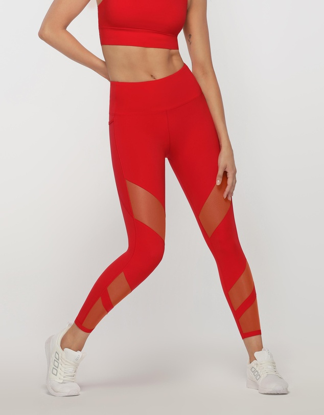 Lorna Jane - Advantage Core Ankle Biter Tights
