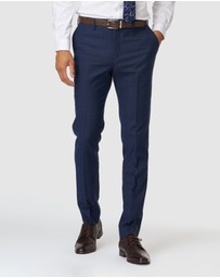 Jack London - Lennon Check Suit Pants