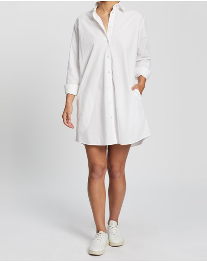 Assembly Label - Pira Poplin Shirt Dress