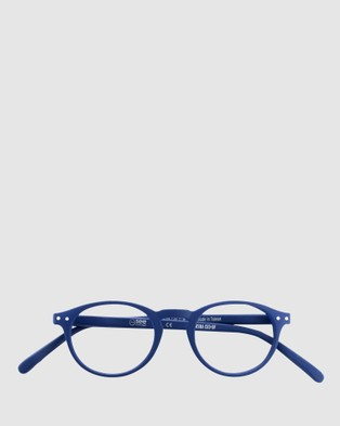 IZIPIZI Reading Collection A - Optical (Navy blue)