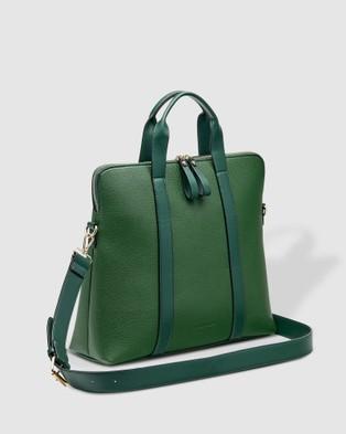 Louenhide - Rhodes Laptop Bag - Bags (Green) Rhodes Laptop Bag