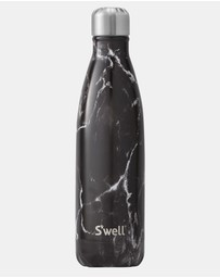 S'well - Insulated Bottle Elements Collection 500ml Black Marble