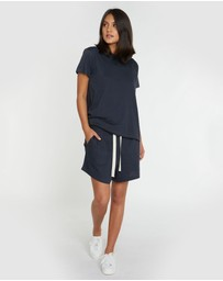 Cloth & Co. - Organic Cotton Short Lounge Set