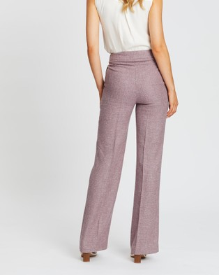 Farage Dylan Trousers - Pants (Violet)