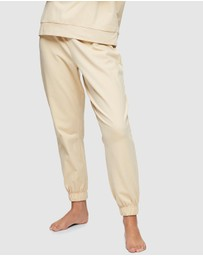 TOPSHOP - Peached Jersey Loungewear Joggers