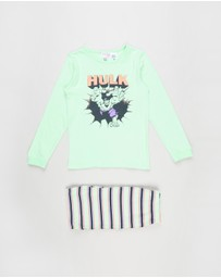 Cotton On Kids - Orlando Long Sleeve Pyjama Set Licensed - Kids-Teens