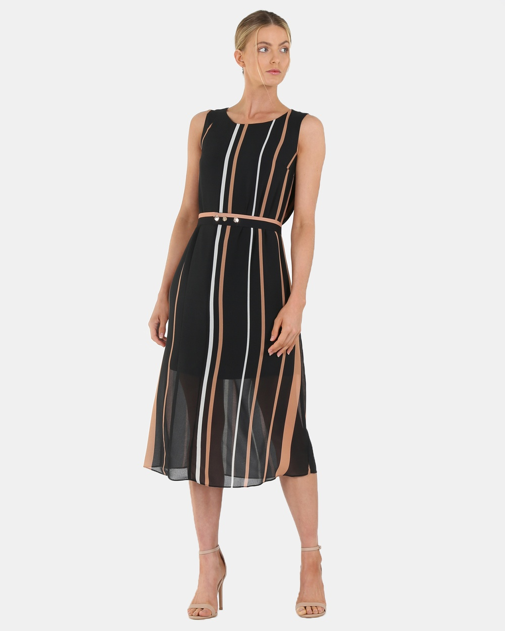 Socialight Multi Rei Dress