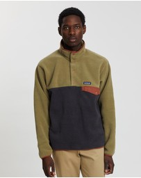 Patagonia - Lightweight Synch Snap-T Pullover - Men's