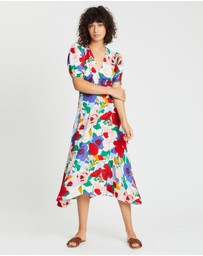 Faithfull The Brand - Vittoria Midi Dress