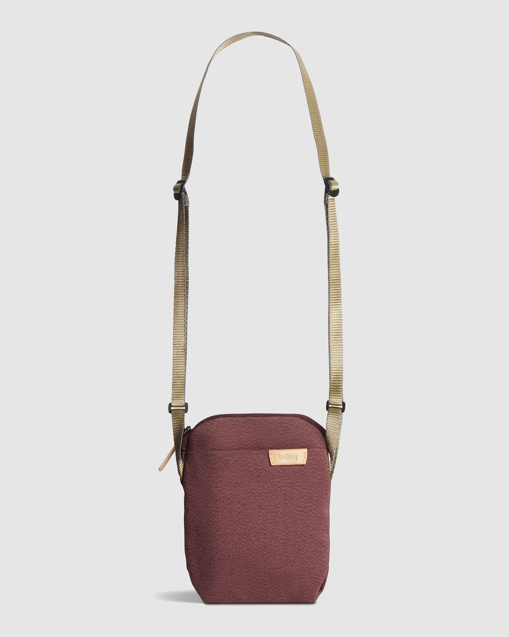 Bellroy City Pouch Bum Bags Red-purple