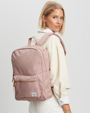 Herschel Settlement Mid Volume Backpack - Backpacks (Ash Rose)