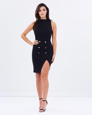 Pilgrim – Sartorial Dress – Bodycon Dresses Black
