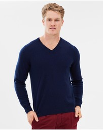 North Sails - V Neck Lowell Lambswool