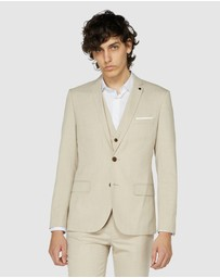 Jack London - Beige Suit Jacket