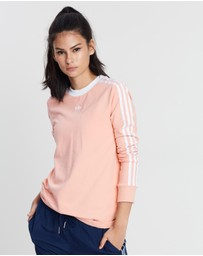 adidas Originals - 3-Stripes LS Sweatshirt