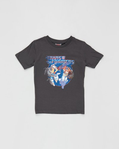 Short Sleeve License Tee - Kids