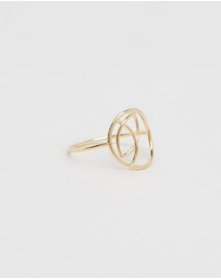 Natalie Marie Jewellery - Sage Ring