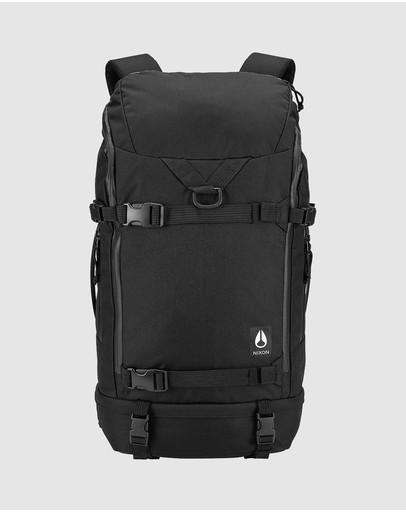 Nixon Hauler 35l Backpack Black