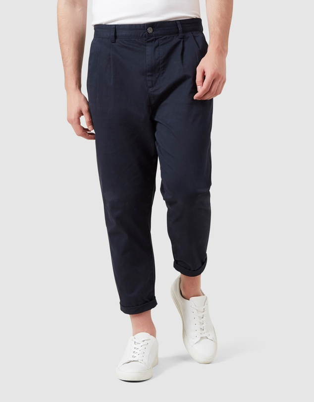 French Connection - Pleated Stretch Chino