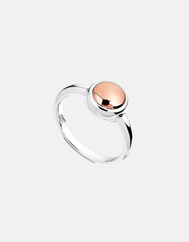 Women Rosy Glow Ring