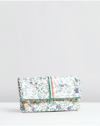 Clare V - Ditsy Floral Mini Clutch