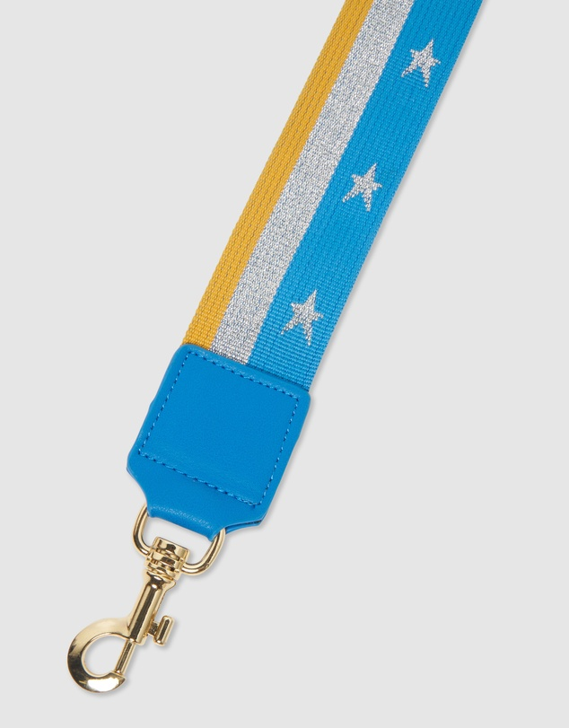 Women Strap - Blue Star