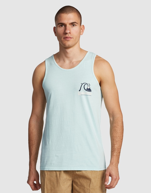 Quiksilver - Mens Empty Rooms Vest
