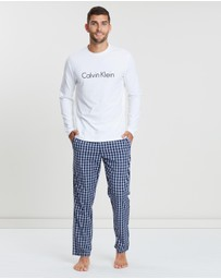 Calvin Klein - Cotton Stretch PJ Set