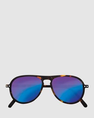 IZIPIZI Sun Collection I - Sunglasses (Tortoise)