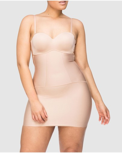 Nancy Ganz - Body Architect Slip Dress