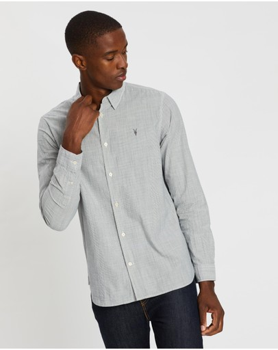 AllSaints - Bedford Long Sleeve Shirt