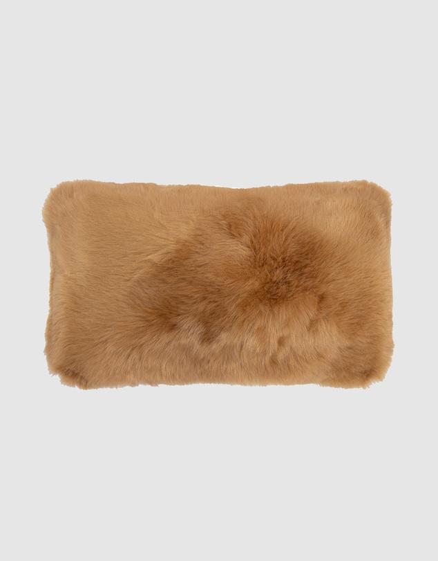 Life Faux Fur Rectangle Cushion
