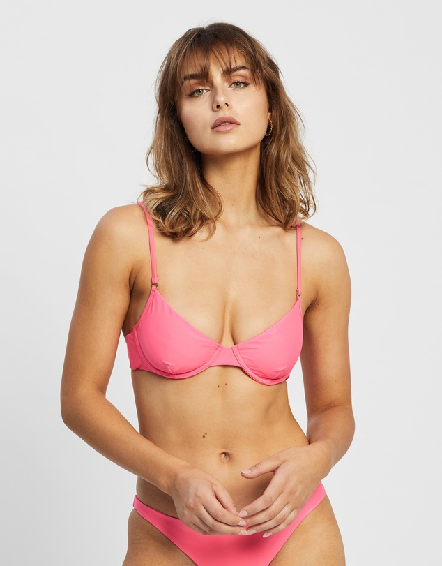 IT'S NOW COOL - Underwire Top