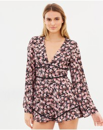 Keepsake the Label - One Love Playsuit