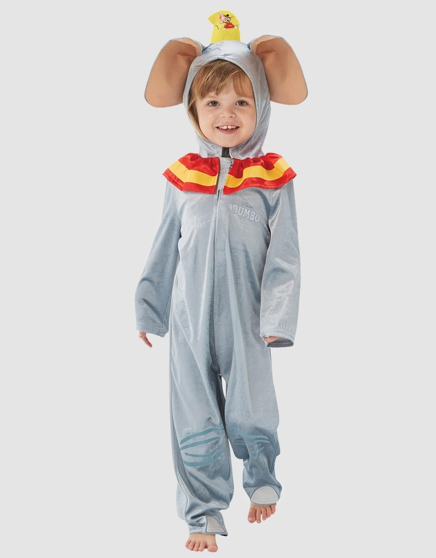 Rubie's Deerfield - Dumbo The Elephant Jumpsuit - Kids