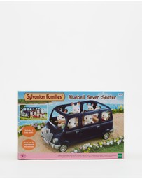 Sylvanian Families - Bluebell Seven Seater - Kids
