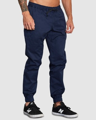 RVCA Spectrum Cuffed - Pants (MIDNIGHT)