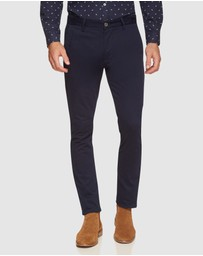 Oxford - Stretch Skinny Fit Chinos