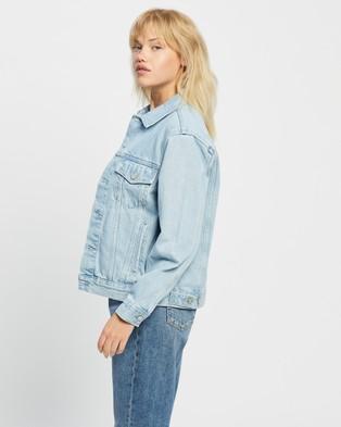 Assembly Label - Tome Denim Jacket - Denim jacket (Pacific Blue) Tome Denim Jacket