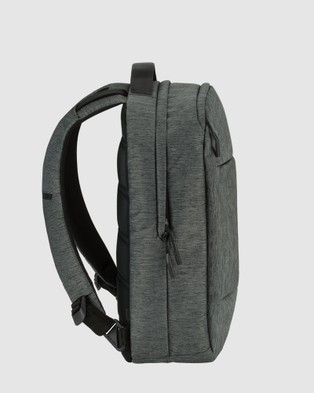 Incase City Compact Backpack - Backpacks (Heather Black)
