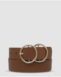 Status Anxiety - Mislaid belt - tan/gold