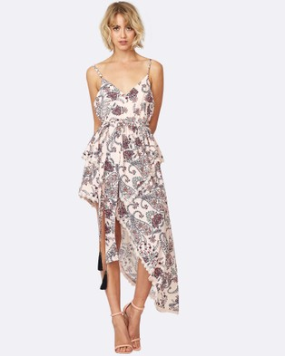 Three of Something – Grand Love Power Dress GRAND LOVE PRINT