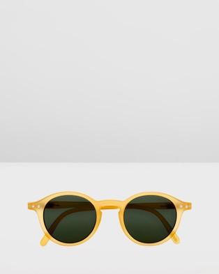 IZIPIZI Sun Junior Collection D - Sunglasses (Yellow)