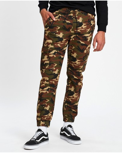 Locale - Camo Utility Jogger Pants