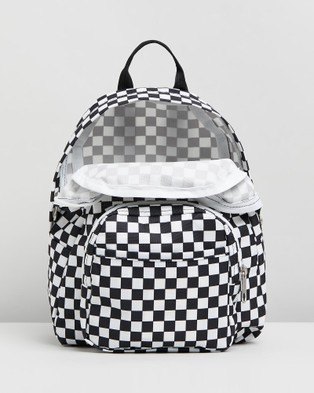 JanSport Half Pint Mini Backpack - Outdoors (White)