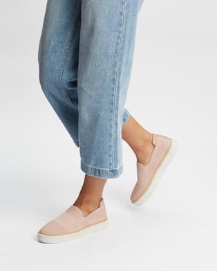 Verali Queen - Slip-On Sneakers (Rose Quartz)