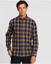 Staple Superior - Indiana Check Shirt