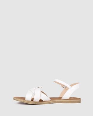 Verali Toula - Sandals (White)